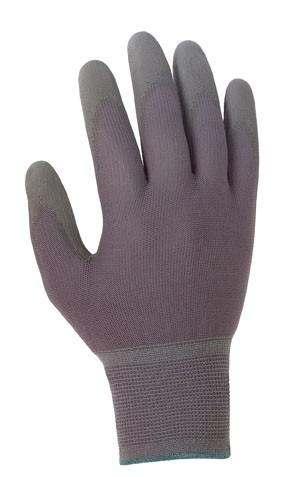 teXXor® Polyester-Strickhandschuhe POLYURETHAN BESCHICHTET 2406