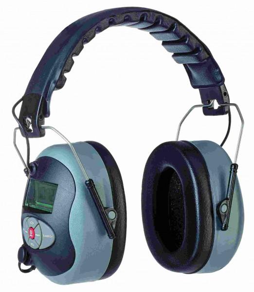 TECTOR *TUNE* RADIO-GEHÖRSCHUTZ MIT LCD-DISPLAY 4115