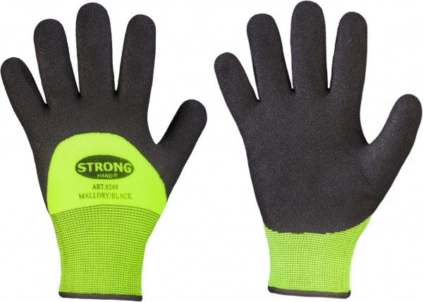 STRONGHAND *MALLORY/BLACK* STRONGHAND® HANDSCHUHE, 0249