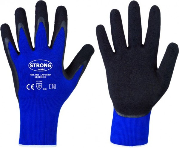 STRONGHAND *LAFOGRIP* STRONGHAND® HANDSCHUHE, 0526
