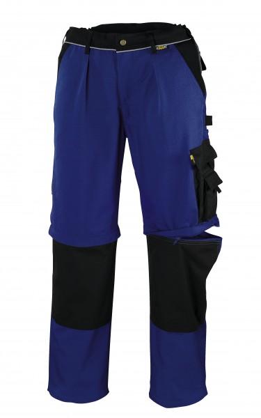 teXXor® 2-in-1 Bundhose TOBAGO, 320 g/m², kornblau/schwarz 8352