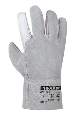 teXXor® Rindvoll-/Spaltlederhandschuhe YASUR 1201