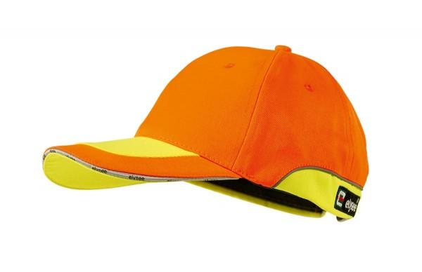 ELYSEE WARNSCHUTZ-CAP, ORANGE/GELB 22589