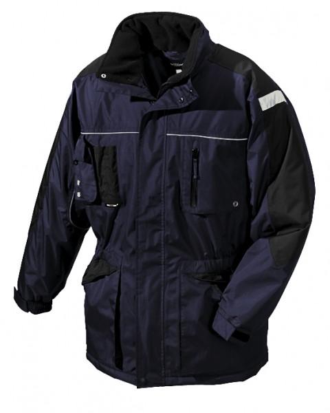 teXXor® Winter-Parka AALBORG, marine/schwarz 4136