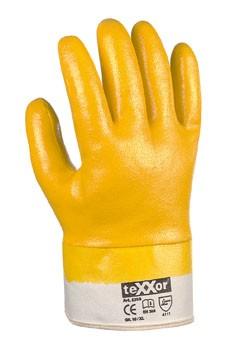 teXXor® Nitril-Handschuhe STULPE 2359