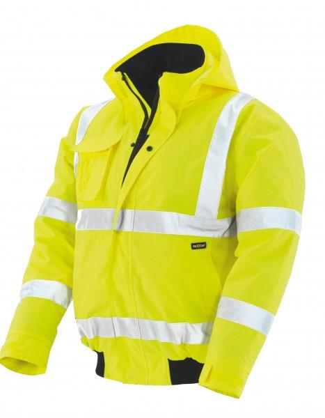 teXXor® Warnschutz-Pilotenjacke WHISTLER, leuchtgelb 4118
