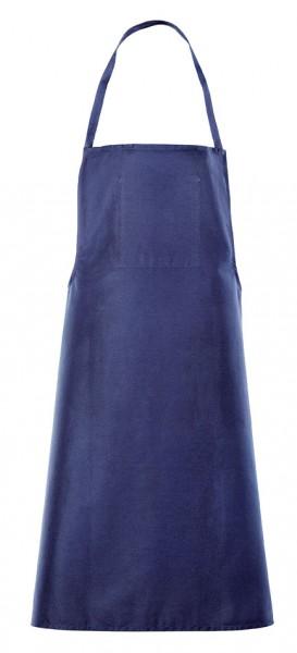 teXXor® Baumwoll-Tuchschürze, 100x80, blau 4452