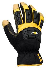 teXXor® Hirschlederhandschuhe OCALA 2560