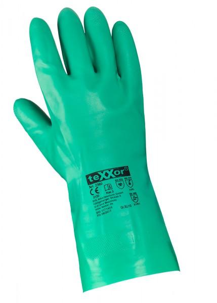 teXXor® Chemikalienschutzhandschuhe NITRIL 2360