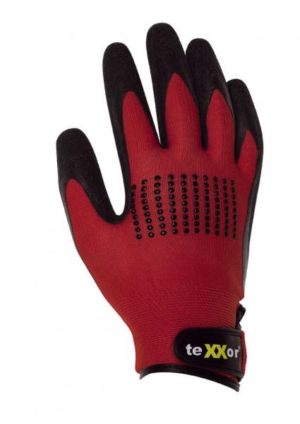 teXXor® Montagehandschuhe LATEX BESCHICHTG. 2426