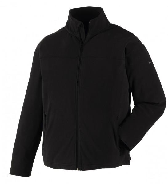 teXXor® Microfleece-Jacke BERGEN, schwarz 8718