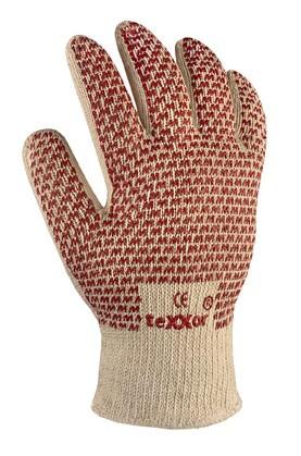 teXXor® Strickhandschuhe BAUMWOLLE 1955