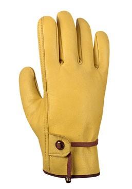 teXXor® Rindnappaleder-Handschuhe OFFIZIER 1151