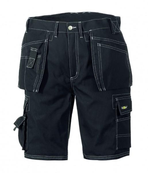 teXXor® (270 g/m²) Arbeits-Shorts BERMUDA, schwarz 4341