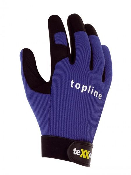 teXXor® Kunstlederhandschuhe NAPLES 2500