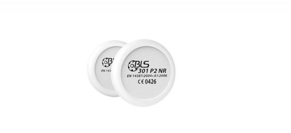 BLS BAJONETT-ANSCHLUSS *P2 NR* VORFILTER BLS® 301 4266