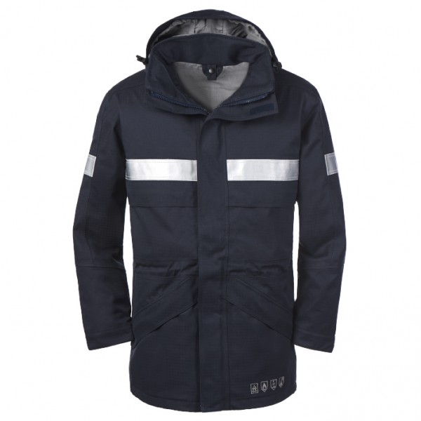 4PROTECT® Multinorm-Jacke OTTAWA, navy 3500