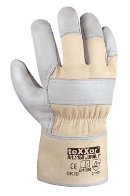 teXXor® Rindvollleder-Handschuhe URAL I 1159