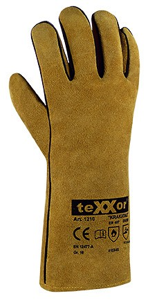teXXor® Schweißerhandschuhe KRAKATAU 1210