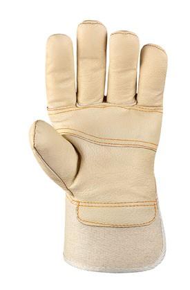 teXXor® Möbelleder-Handschuhe HELLES LEDER 1165