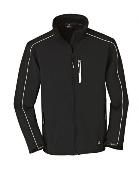 4PROTECT® Softshell-Jacke OHIO, schwarz 3380