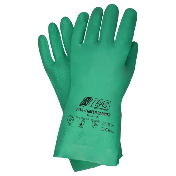 NITRAS GREEN BARRIER 3450