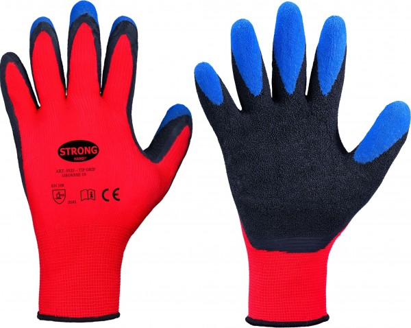 STRONGHAND *TIP GRIP* STRONGHAND® HANDSCHUHE 0523