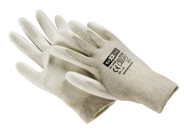 teXXor® Strickhandschuhe ESD 2 2408