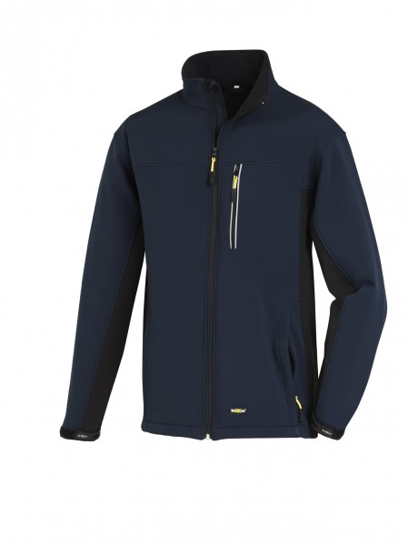 teXXor® Softshell-Jacke SKAGEN, marine/schwarz 4142