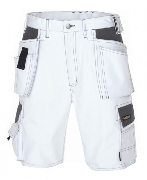 teXXor® (270 g/m²) Arbeits-Shorts BERMUDA, weiß/grau 4344