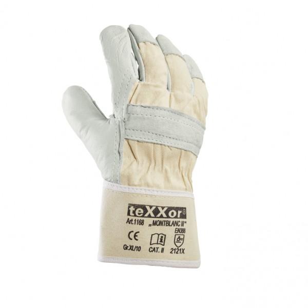 teXXor® Rindvollleder-Handschuhe MONTBLANC III 1168