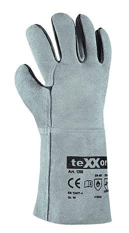 teXXor® Schweißerhandschuhe KATLA 1206
