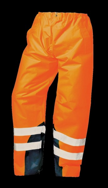 SAFESTYLE *MATULA* WARNSCHUTZBUNDHOSE ORANGE 23531