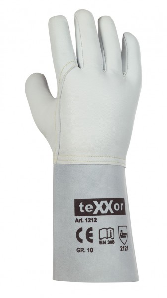 teXXor® Schweißerhandschuhe PITOU 1212