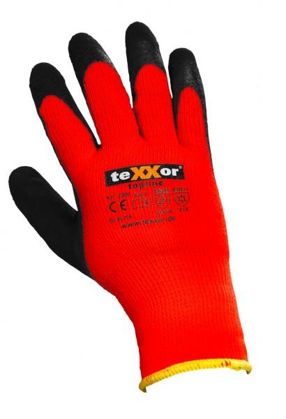 teXXor® Winterhandschuhe MITTELSTRICK 2200