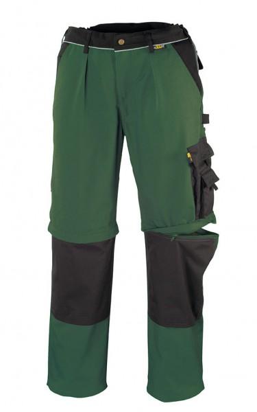 teXXor® 2-in-1 Bundhose TOBAGO, 320 g/m², grün/schwarz 8355