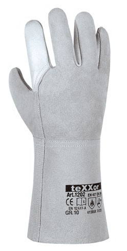 teXXor® Schweißerhandschuhe BATU TARA 1202