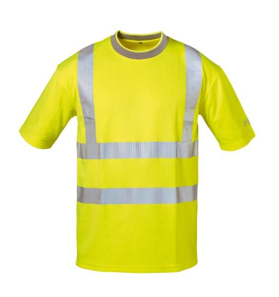 SAFESTYLE *PABLO* UV- UND WARNSCHUTZ-T-SHIRT GELB 22711