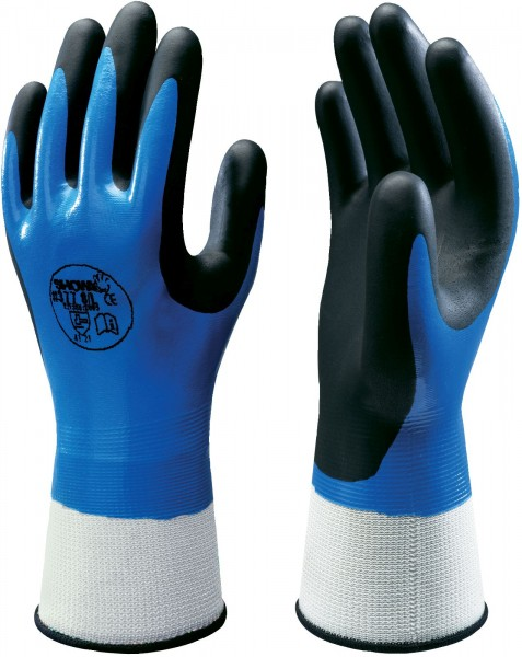 SHOWA BEST *SHOWA 377* NITRIL FOAM GRIP HANDSCHUHE 0642