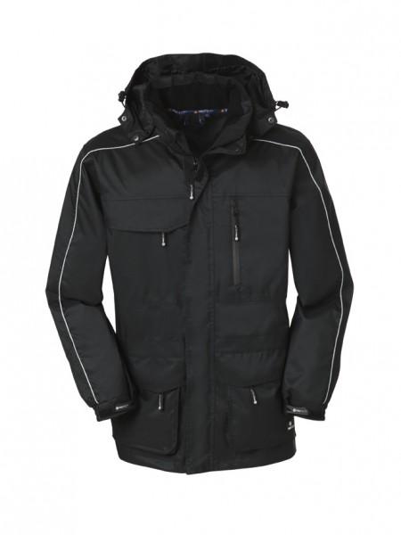 4PROTECT® Wetterschutz-Jacke DENVER schwarz 3310