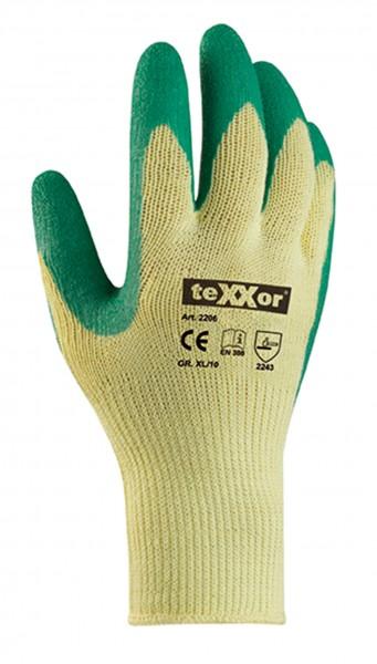 teXXor® Grobstrickhandschuhe POLYESTER 2206