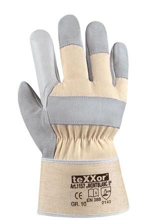 teXXor® Rindvollleder-Handschuhe MONTBLANC II 1157