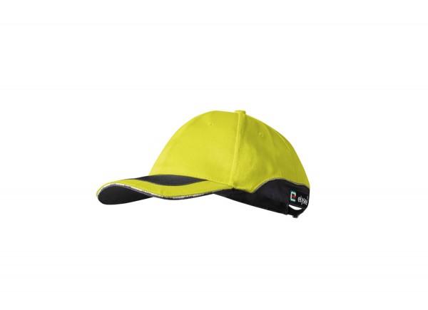 ELYSEE *DANIEL* WARNSCHUTZ-CAP, GELB/GRAU 22591