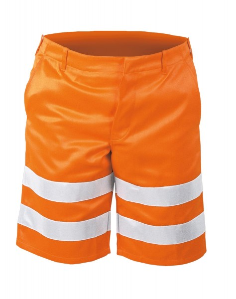 SAFESTYLE *PETER* WARNSCHUTZ-SHORTS ORANGE 2273
