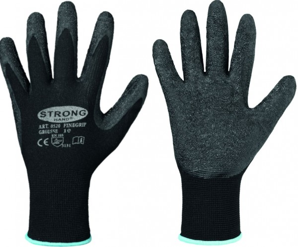STRONGHAND *FINEGRIP* STRONGHAND® HANDSCHUHE, 0520