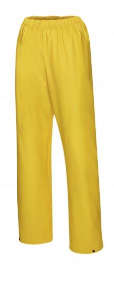 teXXor® Regen-Bundhose HÖRNUM, gelb 4350