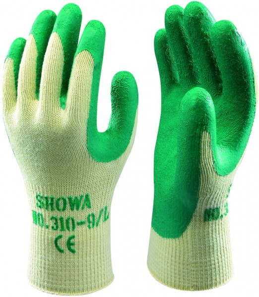 SHOWA BEST *SHOWA 310 GRIP GREEN* SHOWA® HANDSCHUHE, 0502