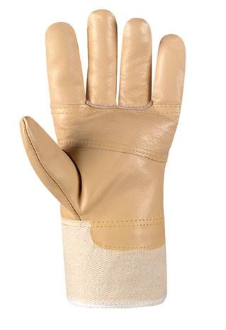 teXXor® Möbelleder-Handschuhe HELLES LEDER 1166
