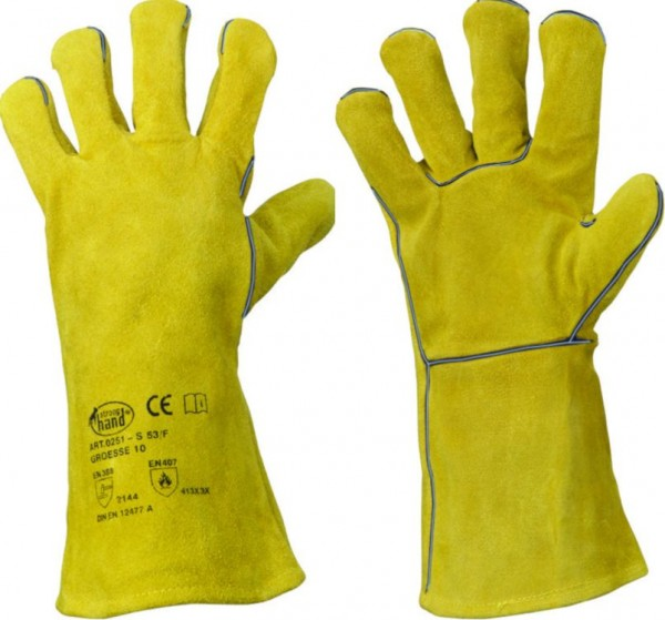 STRONGHAND *S 53 F* STRONGHAND® - HANDSCHUHE, 0256
